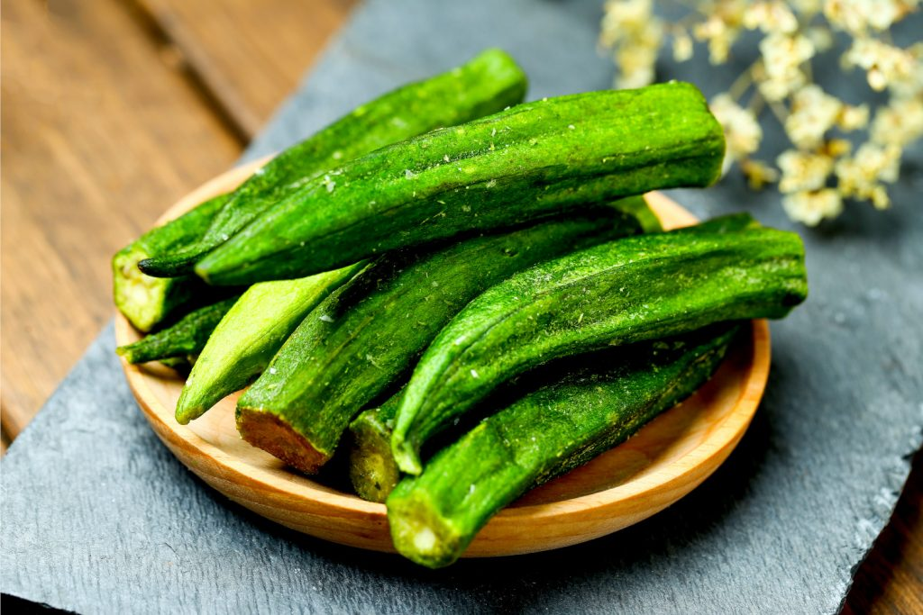 Okra is a Safe and Healthy Food for Your Dog