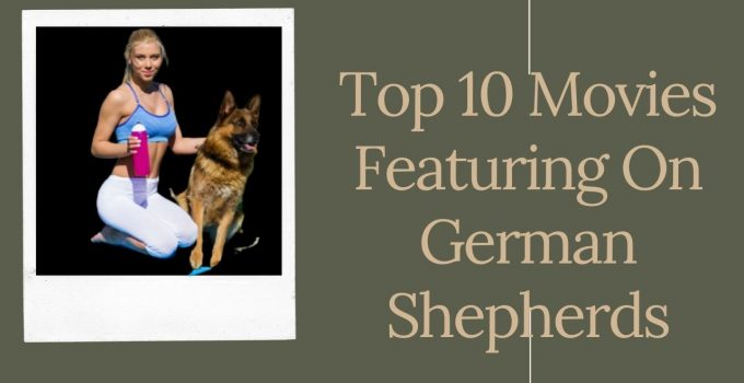 Top 10 Movies Featuring On German Shepherds